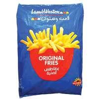 Lambweston French Fries 2.5kg