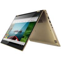 """Lenovo 2 in 1 Yoga 520 i3-7100 4GB RAM 1TB Hard Disk 14"""" Gold"""