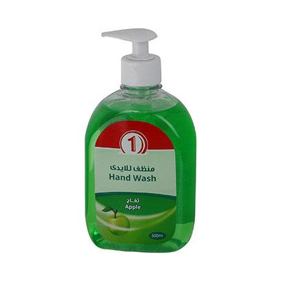 N1 HAND LIQ.SOAP APP 500ML