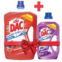 Dac Super Floor Cleaner 3l + 1 L