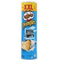 Pringles Salt & Vinegar Snack 200g