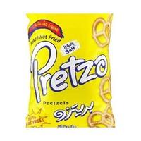 Kemet Pretzo Salt Pretzels 25GR