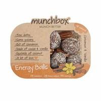 Munchbox Energy Balls Cinnamon & Vanilla 80GR