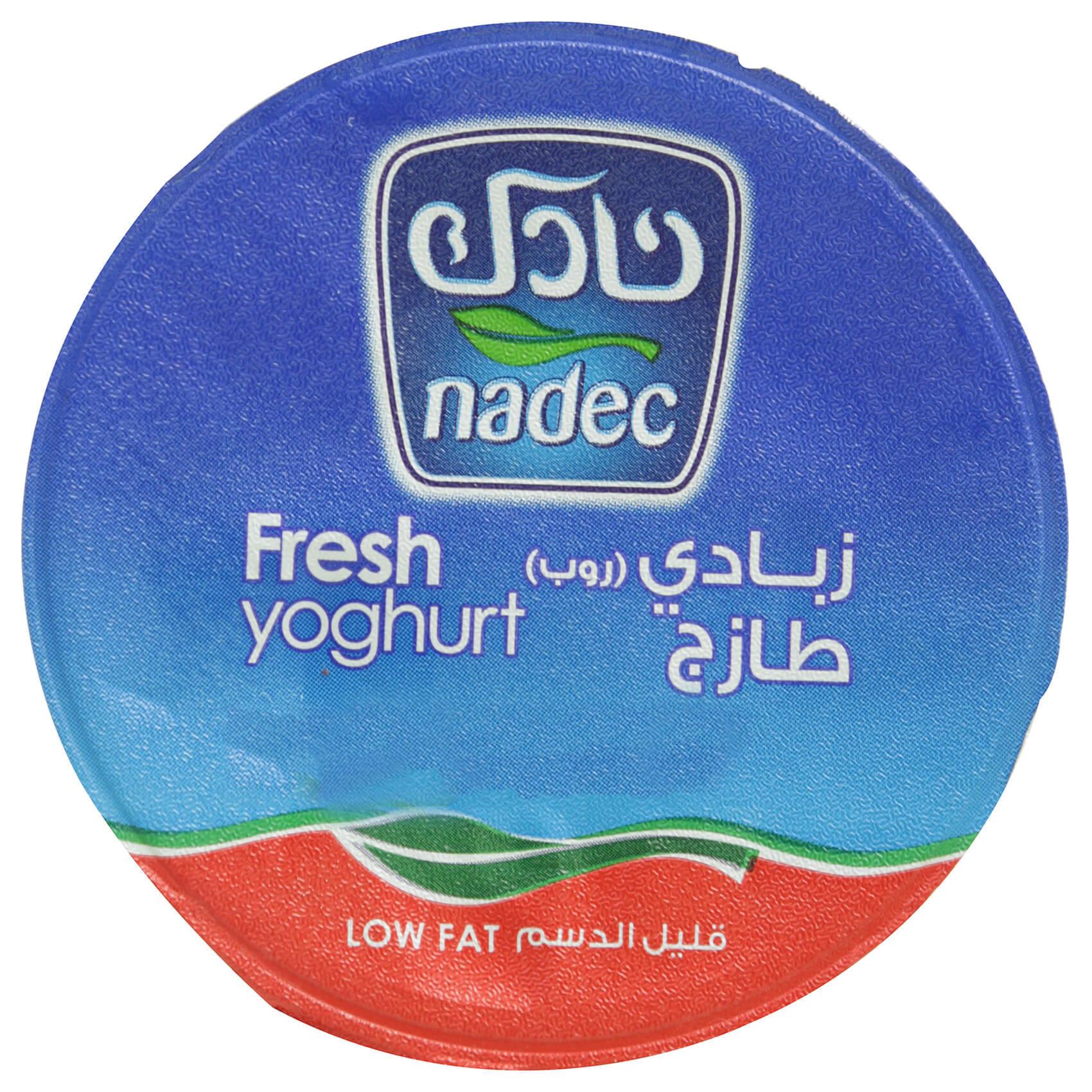 NADEC YOG PLAIN LF 170G
