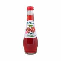 سيرما شراب بنكهة الكرز فوارة 250 مل