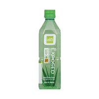 Alo Original Exposed Aloe Vera & Honey Drink 500ML