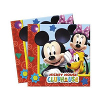 Disney Napkin Playful Mickey 20 Sheets