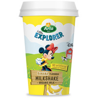 Arla Little Explorer Banana Milkshake 180ml