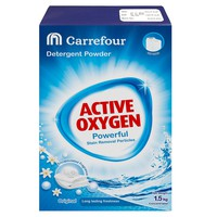 Carrefour Detergent Powder Top Load Regular 1.5kg
