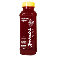 Arabian Nights Karkadeh Juice 330ml