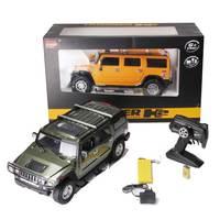 Licensed Hummer H2 Car 1:10 (Assorted)