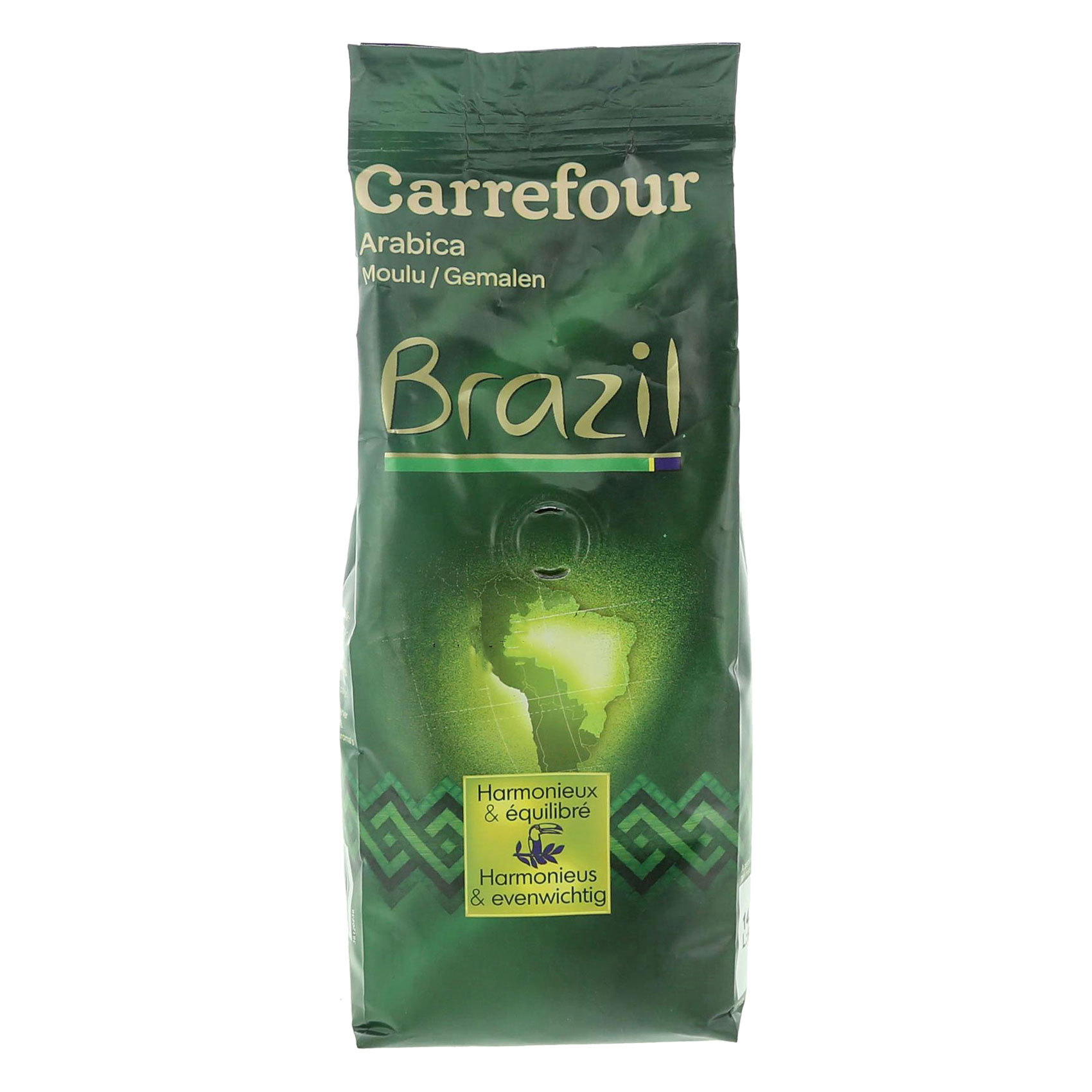 CRF COFFEE ARABICA BRAZIL 250G