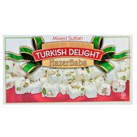 Hazer Baba Turkish Delight Mixed Sultan 350g