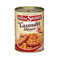 William Saurin Cassoulet 420GR