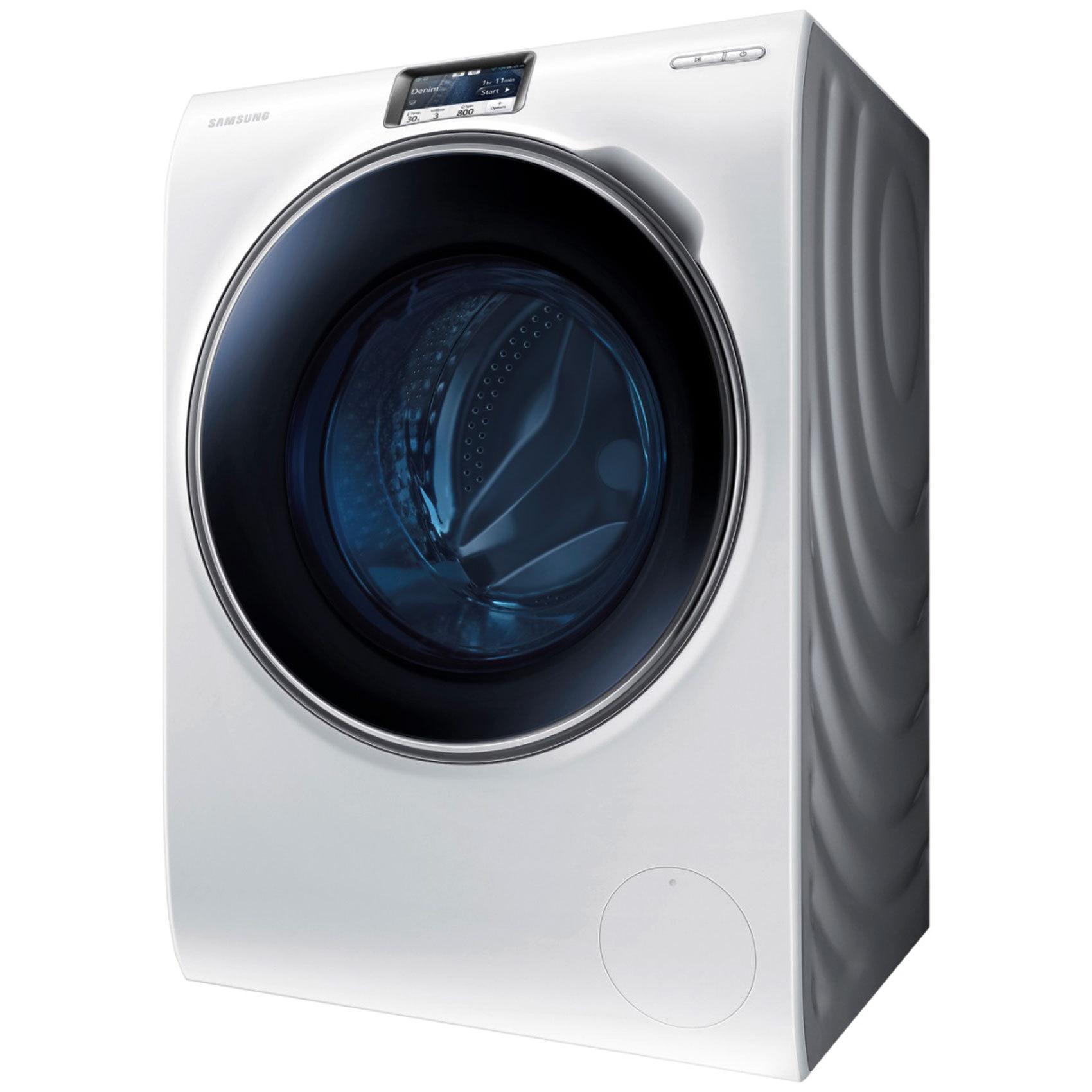 Buy Samsung 10kg Front Load Washing Machine Ww10h9600 Eweu Online