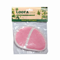 Stephany Loofa Gefco Baby Bath Leaf