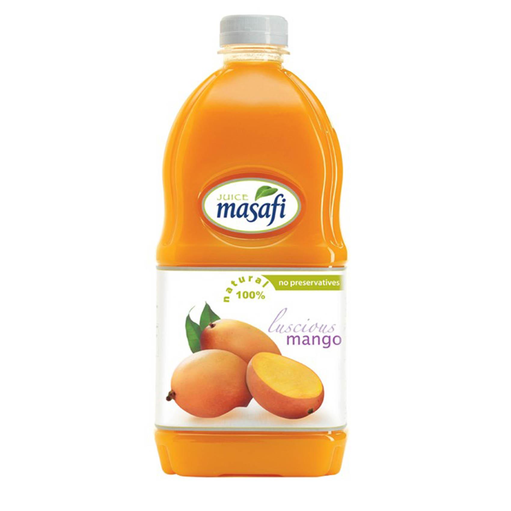 MASAFI JUICE MANGO 1L