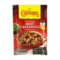 Colman's Of Norwich Beef Casserole 40g