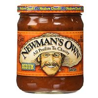 Newman's Own Medium Salsa 453g