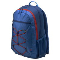 "HP BackPack Active 15.6"" Blue-Red"