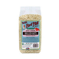 Bob's Red Mill Oats Rolled Quick 453GR