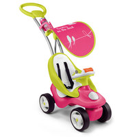Smoby - Bubble Go Ride On - Pink