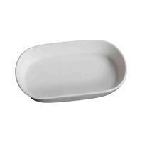 Durasan Dish 10 Cm White