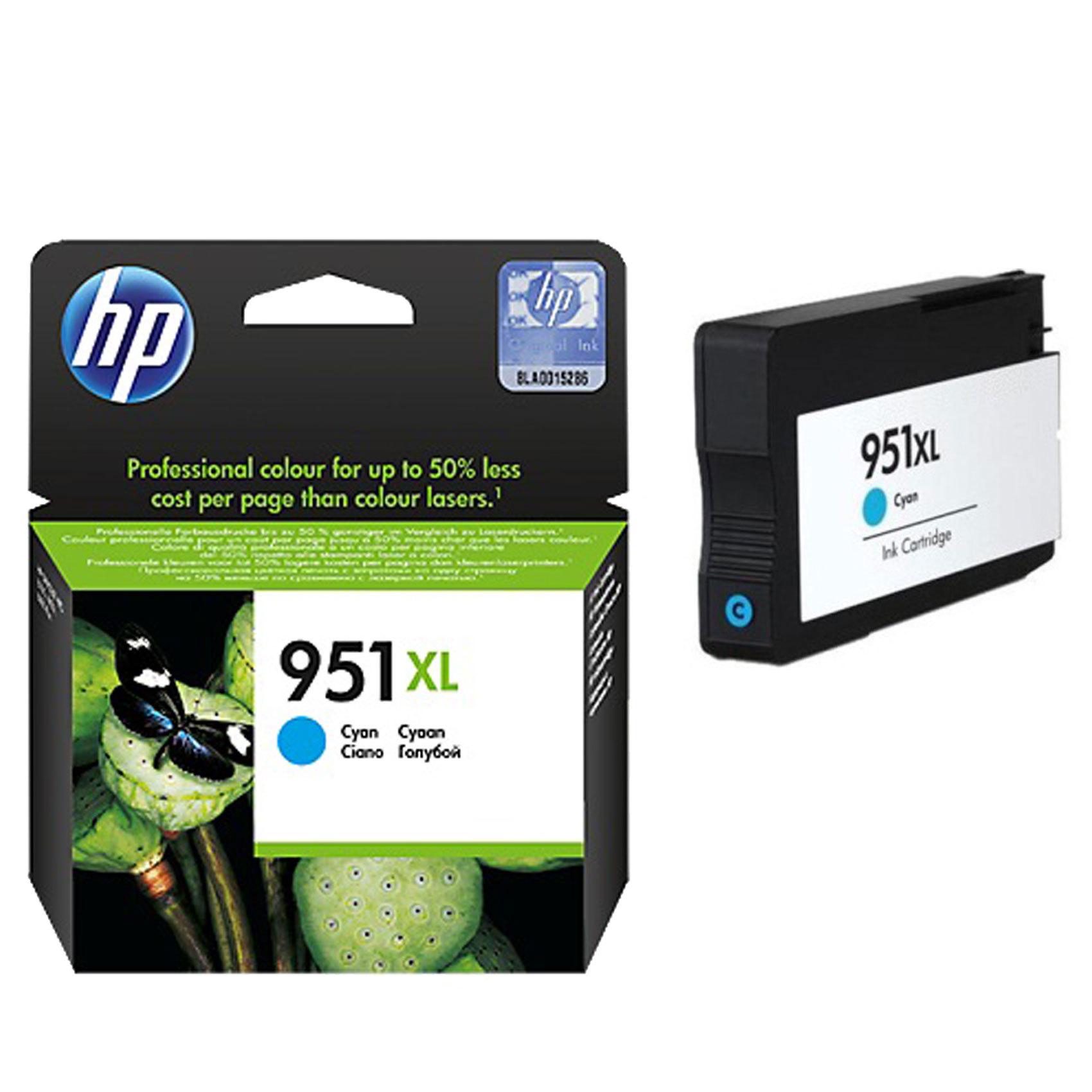 HP CART 951XL CYAN
