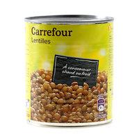 Carrefour Lentils 800g
