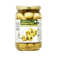 Carrefour Pitted Green Olive 37CL