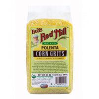 Bob's Red Mill Organic Polenta Corn Grits 680g