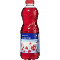 Carrefour Original & Refreshing Cranberry 1L