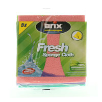 Arix Fresh Sponge Cloth x 5