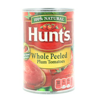 Hunt's Whole Peeled Plum Tomatoes 411g