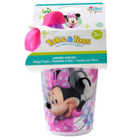 The First Years Disney Take & Toss Sippy Cup  Minnie