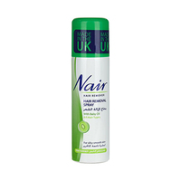Nair Hair Removal Spray With Baby Oil Kiwi Extract 200ML