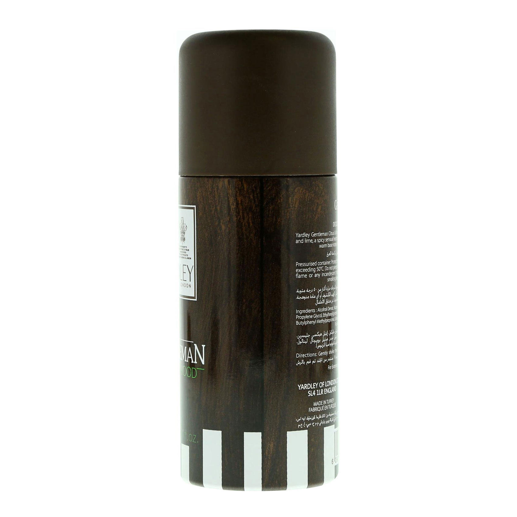 YARDLEY DEO SPORT 150ML