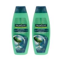 Palmolive Shampo Aloe Vera Curl Control 380ML X2 -20% Offer
