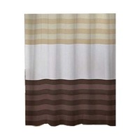 Primanova Sierra Curtain Brown And White