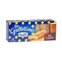 Les Grilletine Blé Complet Pasquier Le paquet  242GR