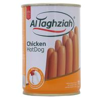 AL Taghziah Chicken Hotdog 11 Pieces 210g