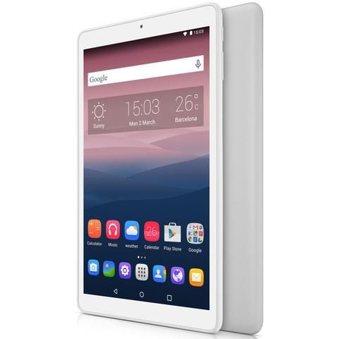 "Alcatel-Tablet-9010-Pixi-3-10""-White-+-Alcatel-Mobile-White"