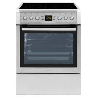 Blomberg 50X50 Cm Gas Cooker HKN-9330E Silver