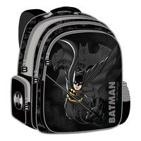 "Bat Man - Backpack 18"" Bk"