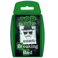 Top Trumps Card Game -Breaking Bad