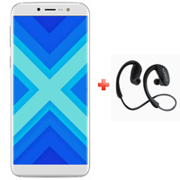 Xtouch X Dual Sim 4G 16GB White+ Wireless Headset