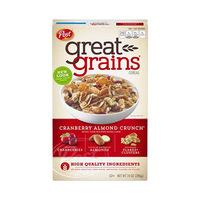 Post Great Grains Cranberry Almond Crunch 14OZ
