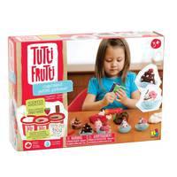 Tutti Frutti Scented Dough Cupcake Toy