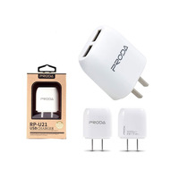 Remax Charging Adaptor RP-U21 White