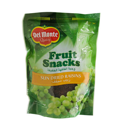 Del-Monte-Fruit-Snacks-Sun-Dried-Raisins-340g